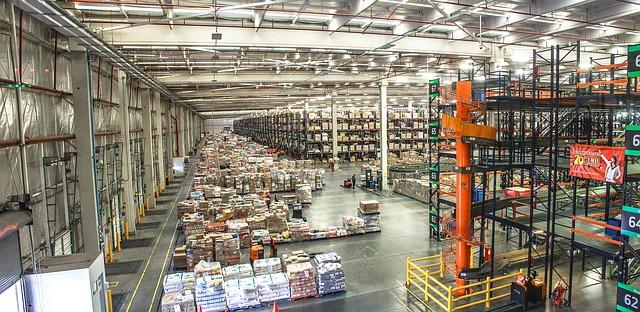 Logistyka magazynowa. Podstawy i założenia